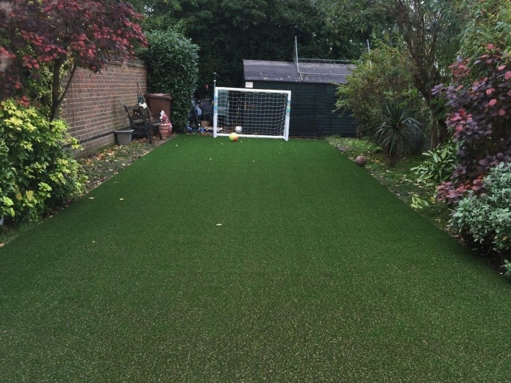 Artificial lawn review