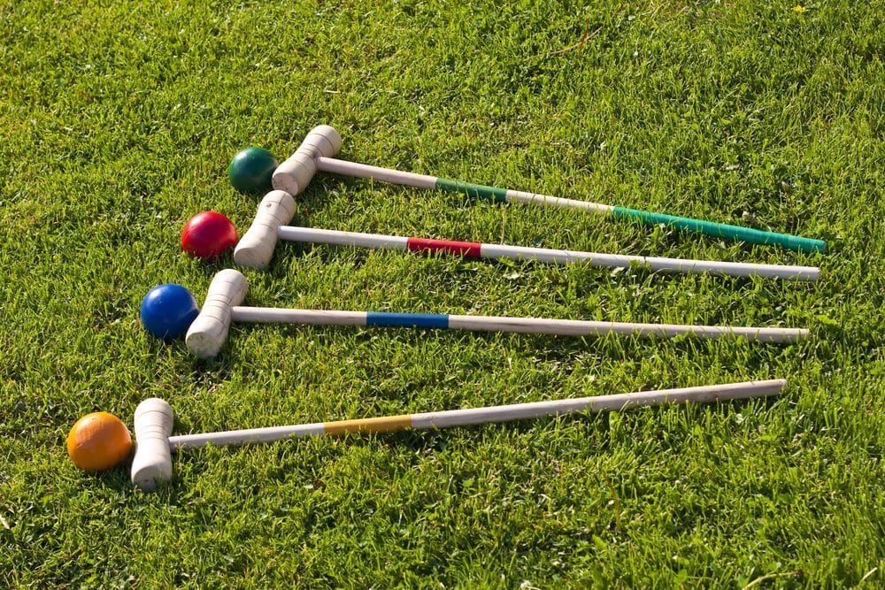 Vintage Lawn Games for a Great British Summer